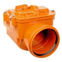 Клапан обратный 110 мм