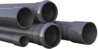 Напорная труба нПВХ SDR 21 PN12,5 315x15,0x6190 мм