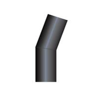 Отвод 15-30º сварной 630 мм