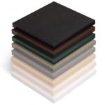 Листы ПНД 20х1500х3000 Цвет: черный