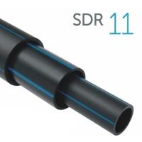 Труба ПЭ-100 SDR 11 для водоснабжения 050x4,6 мм